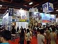 Mighty Media booth entrance, Comic Exhibition 20170813a.jpg