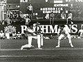 Mike Hendrick batting vs NZ, February 1978.jpg