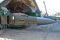 Mikoyan MiG-23MF 3645 nose (8149977536).jpg