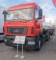 Milk tanker ACIP-12I with milk tanker-trailer on MAZ chassis (01).jpg