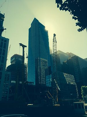 San Francisco Transbay development - Image: Millennium Tower 2016 06 21
