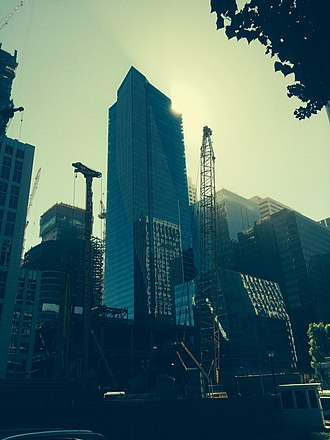 San Francisco Transbay development - Image: Millennium Tower 2016 06 21