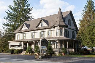 Middlecreek Township, Somerset County, Pennsylvania Township in Pennsylvania, United States