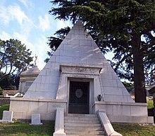 Mountain View Cemetery Oakland California Wikipedia