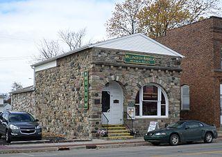 Millington Bank Building