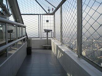 Torre Latinoamericana - Observation deck