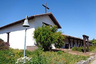 last mission built in Alta California, located in Sonoma, California