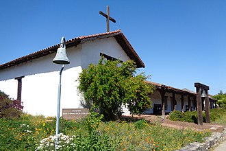 Mission San Francisco Solano (California) - Image: Mission San Francisco Solano. Sonoma State Historic Park