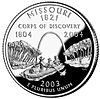 Missouri quarter