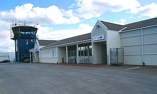 Mo i Rana Airport, Røssvoll airport in Norway