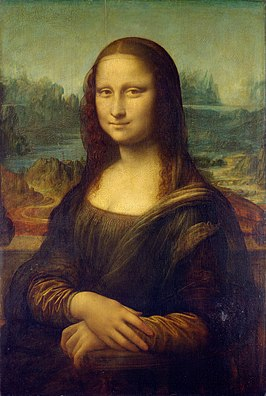 The Mona Lisa (Leonardo da Vinci)
