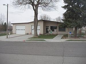 Mona, Utah - Mona city office