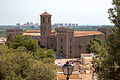 Monastery of Santa Maria del Puig Exterior View from the Castle Mountain.jpg
