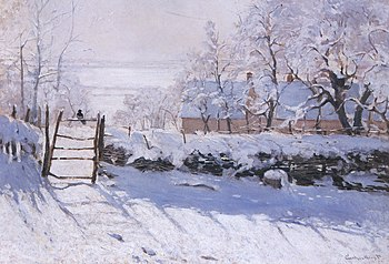 Monet - The Magpie.jpg