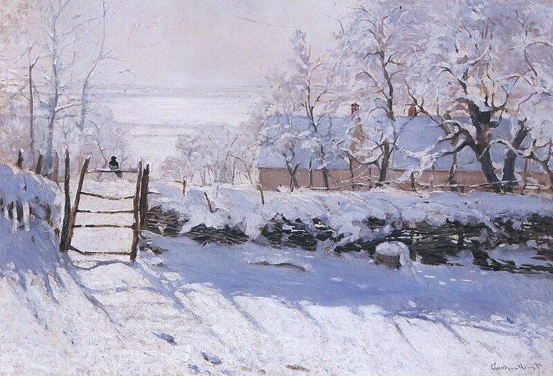 File:Monet - The Magpie.jpg