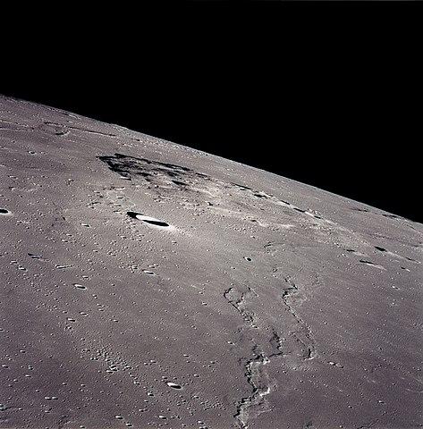 lunar domes