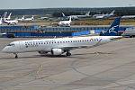 Montenegro Airlines, 4O-AOB, Embraer ERJ-195LR (21177807828).jpg