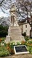 Monument aux Morts des 132e et 332e RI et 46e RIT à Reims (Marne, 51100).JPG
