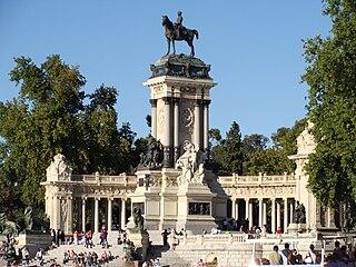 Monumento a Alfonso XII.002 - Parque del Buen Retiro.JPG