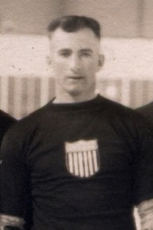 Moose Goheen - Moose Goheen representing USA at the 1920 Summer Olympics.