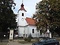 Moravský krumlov, kostel Všech svatých a hřbitov (1).JPG