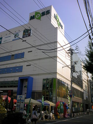 Morioka Oodori Shopping & Screen.JPG