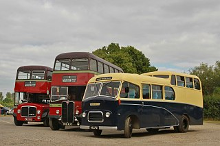 Oxford Bus Museum Transport museum in Oxfordshire, England