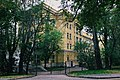 Moscow, Tsandera Street 3, school building demolished in 2016 (21237721062).jpg