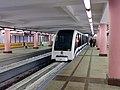 Moscow Monorail, Ulitsa Akademika Korolyova station (Московский монорельс, станция Улица Академика Королёва) (5574515098).jpg
