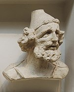 Moses (before 1241, Notre-Dame de Reims, cast in Pushkin museum) 01 by shakko.jpg