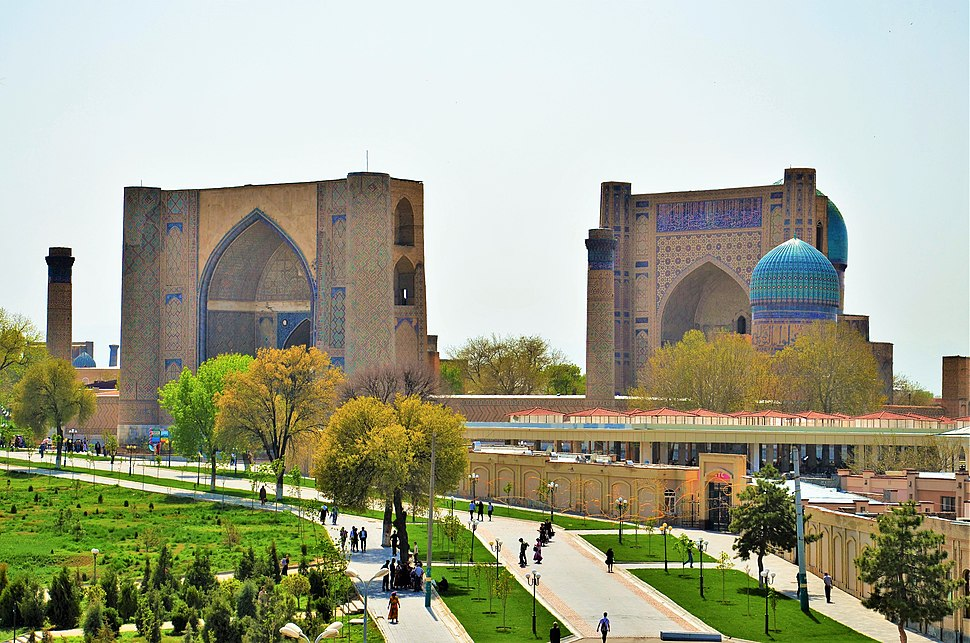 Mosque Bibi Khanum (5)