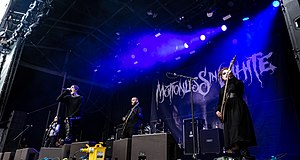 Motionless in White - Motionless in White live at Rock am Ring 2017
