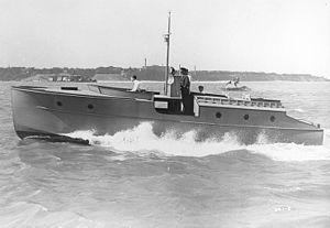 Motorboat Terrier