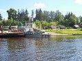 Motorboat by Verkhnaya Dvina, Kotlas - Toima - panoramio (68).jpg
