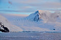 Mount Inverleith - sunset over Neko Harbor, Antarctic Peninsula.jpg