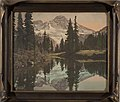 Mount Rainier and Mirror Lake , Washington, 1920 (WASTATE 2858).jpeg