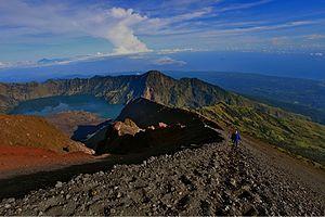West Nusa Tenggara - Mount Rinjani