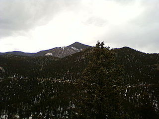 Mount Rosa (Colorado) mountain in United States of America