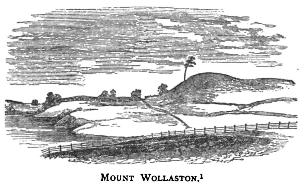 Mount Wollaston sketch