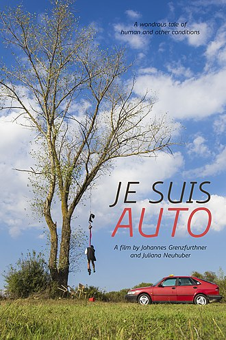 "Je Suis Auto - Movie poster of ""Je Suis Auto"" (2019), version 1.0"