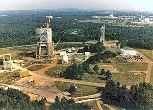 NASA facilities - George C. Marshal Space Flight Center, Huntsville, Alabama