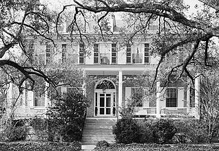 Mulberry Plantation (James and Mary Boykin Chesnut House) United States historic place
