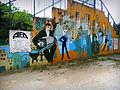Mural en anfiteatro Hugo del Carril, Parque Domínico.jpg