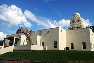 Murugan Temple of North America human settlement in Maryland, United States of America