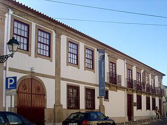 Ethnography and History Museum of Póvoa de Varzim - Image: Museu da Povoa