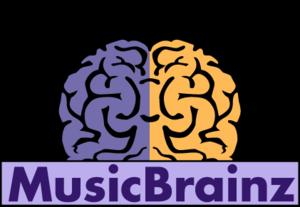 MusicBrainz Logo, cropped from the original.