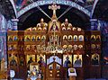 Nürnberg Rumänisch-orthodoxe Metropolitankathedrale Innen Ikonostase 2.JPG