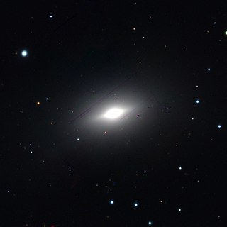 NGC 3585 galaxy