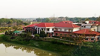 National Institutes of Technology - Guest house at NIT Silchar, Assam