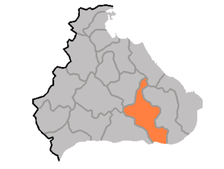 Changdo County County in Kangwŏn Province, North Korea
